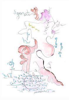 L'arte di Vittorio Amadio: Vittorio Amadio. Musicando 1992. Che gelida, grassa manina