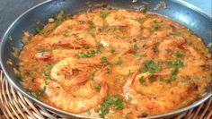 El Forner de Alella y Carmen preparan unos deliciosos Langostinos con una Salsa original de la Costa Brava. Este plato es muy adecuado para alguna Festividad ya que se puede preparar con antelación y será un éxito