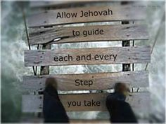 If we let God's utterances guide our steps each day, Jehovah will reward us with the ultimate blessing of everlasting life.—John 17:3. (Learn more at JW.ORG)