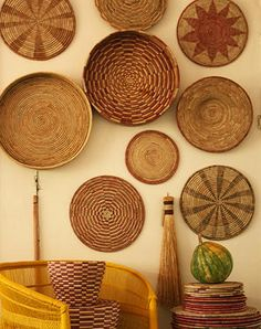 WALL DECO ... or matts. People of the Sun products