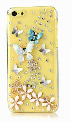 Luxury Rhinestone iPhone Case