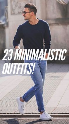 Mens Style Discover 23 Minimalistic outfits for men Minimalist Wardrobe Men Minimalist Outfit Minimalist Fashion Minimalist Clothing Chinos Men Outfit Light Jeans Outfit Mens Style Guide Men Style Tips Mens College Fashion Minimalist Wardrobe Men, Minimalist Outfit, Minimalist Fashion, Minimalist Clothing, Light Jeans Outfit, Chinos Men Outfit, Mens Style Guide, Men Style Tips, Mens College Fashion