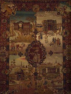 Tehran - Carpet Museum [9] by 天煞烏龜, via Flickr