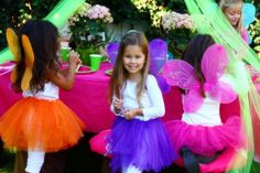 Birthday Fairies | Parties by Alex