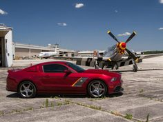 Jack Roush's Own Stage 3 Mustang