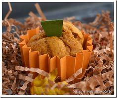 Whole Wheat Pumpkin Muffin Recipe   Healthy Ideas for Kids