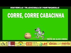 CORRE,CORRE CABACINHA - História Tradicional Portuguesa - YouTube