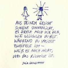 ...DU bist mein Ursprung,.......!!! | Julia Engelmann ...