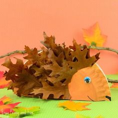 Fall Paper Plate Crafts for Kids . 12 Beautiful Fall Paper Plate Crafts for Kids Inspiration . Fall Crafts for Kids Art and Craft Ideas Easy Peasy and Fun Fall Arts And Crafts, Easy Fall Crafts, Easy Halloween Crafts, Fall Crafts For Toddlers, Crafts For Kids To Make, Kids Crafts, Family Crafts, Fox Crafts, Leaf Crafts