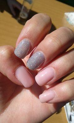 Simply summer nails