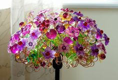Spring Table Lamp by OrlyMyLight on Etsy, $195.00