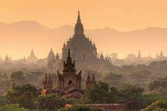 Myanmar - Os melhores destinos para visitar em 2014