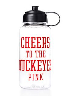 The Ohio State University Water Bottle