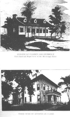 Davenport, Iowa history