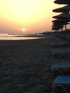 Sunrise.... Analipsi Crete
