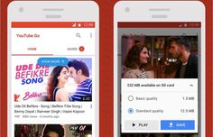 if you have a low-end smartphone, the YouTube Go app is for you #trip