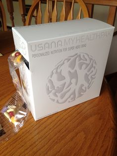 My custom myhealthpak A.m. And P.m. Pillow pack i customized for my needs  Optimal nutrition  USANA HEALTH SCIENCES  www.solutions4life.usana.com