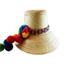 Wayuu Hat www.wayuunaikibags.com