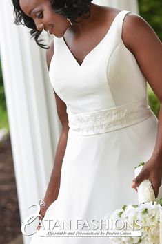 Nicolette by Catans is a line of exquisite Bridal Gowns, designed by Cleveland Bridal Expert Patrice Catan. Only at Catan Fashion. Wedding Attire, Wedding Bride, Wedding Venues, Wedding Dresses, Wedding Venue Inspiration, Wedding Ideas, Wedding Photos, Wedding Planning, Space Wedding