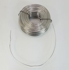 16 Gauge Stainless Steel Wire by the Foot for Making Bird Toys