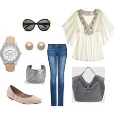 Like this outfit but wish the shirt was a different color.