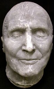 Pope Pius IX Death Mask