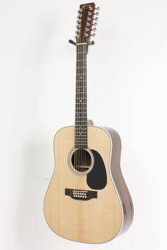 Martin D12-28 12-String Dreadnought Guitar Level 2 886830492426 | Musician's Friend.