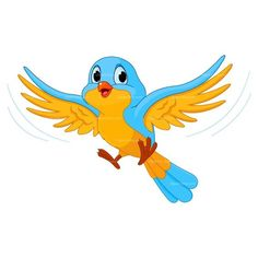 … Blue Bird, Pet Birds, Disney Characters, Fictional Characters, Paper Crafts, Graphic Design, Bungalow, Clever, Animals