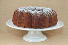 Banana Chocolate Chip Bundt by Food Librarian, via Flickr