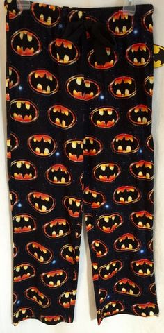 BATMAN Batgirl Suicide Squad NEW Women's Lounge SLEEP Pajama PANTS  | eBay