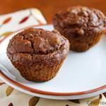 Mary McDougall's Pumpkin Walnut Muffins
