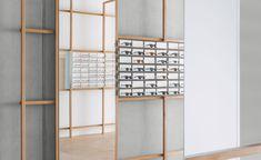 Design studio New Tendency designs Ace & Tate's new shop   Wallpaper*