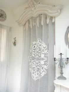 1000 images about coquecigrues on pinterest php jute for Rideaux shabby pas cher