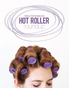 I use the Conair Jumbo rollers. I buy them on eBay. I have three sets in reserve, just in case.
