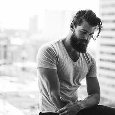 Really hot bearded men — bearditorium:   Frang