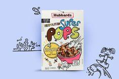 Hubbards Kids Cereal — The Dieline - Branding & Packaging