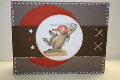 Tracy S.'s Gallery: Baseball Bunny