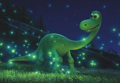 In Pixar's The Good Dinosaur, a Boy and a Dinosaur Are Friends and You Are Toast: Loved Inside Out? But there's one other Disney Pixar movie that should be on your radar this year: The Good Dinosaur. The Good Dinosaur, Dinosaur Movie, Dinosaur Posters, Dinosaur Images, Dinosaur Party, Film Pixar, Disney Pixar Movies, Disney Insider, New Trailers
