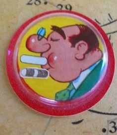 Vintage Cracker Jack Hand Held Puzzle Prize by VintageReinvented,