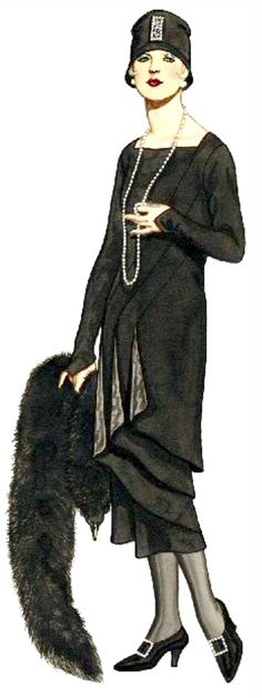 Vogue, in 1926                                                                                                                                                                                 More