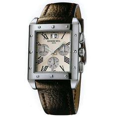Raymond Weil 4881-STC-00809 Mens Tango Chronograph Watch