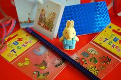 Peter Rabbit's Stickers & Stationery Party Bag £1.80