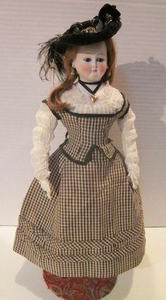 doll accessories 1865 | ... Fashion Doll C 1865 with Her Extensive Wardrobe and Accessories | eBay