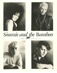 Siouxsie & The Banshees Discography at Discogs