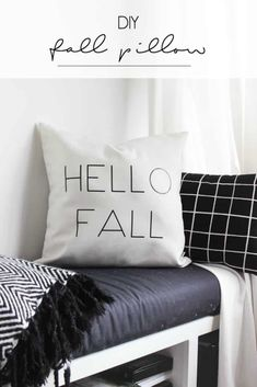 Love this Fall decor