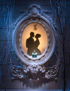 Tiffany's Christmas Window Display