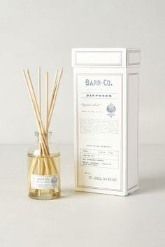 Barr-Co. Reed Diffuser#Anthropologie #PintoWin