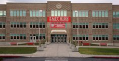 East High School, the school that high school musical was filmed at! Salt Lake City.