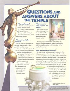 Primary 5 Manual Lesson 35 The Nauvoo Temple is used for Sacred Ordinances You can download the Journal page here: Journal Page:...