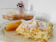 hausgemachter Reisauflauf Marzipan, Soul Food, French Toast, Bakery, Low Carb, Pudding, Breakfast, Sweet, German Recipes